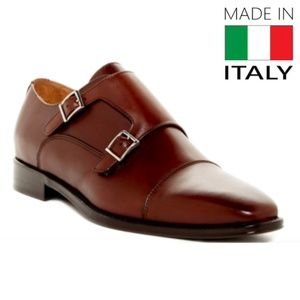 Broletto Double Monk Strap Men's Slip-On Loafers